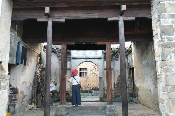 【美图Pick计划】初游灌阳月岭古民居,发现桂剧的发源地