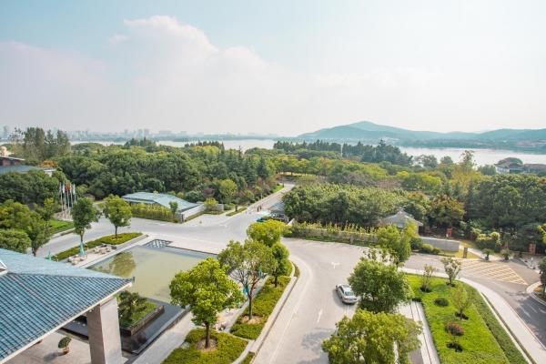 【美图Pick计划】无锡蠡湖畔的奢华酒店,坐拥浪漫湖景,品味太湖风韵