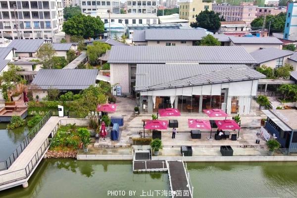 【美圖Pick計劃】網紅打卡廣州旁5000平水上莊園,華南首家威士忌博物館別錯過