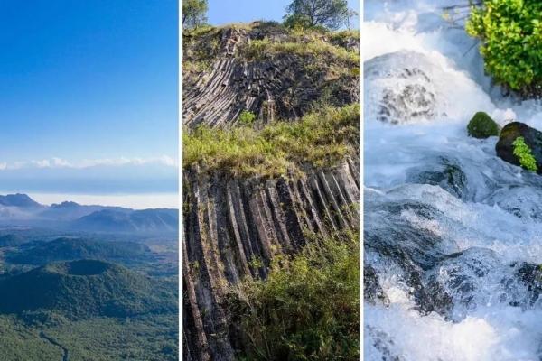 地质探秘之旅!火山、柱状节理、黑鱼河…腾冲亿万年前的秘密,都在这里