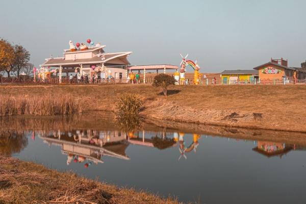 【美图Pick计划】武汉有个辽阔草原,距离汉口站仅1.2小时,风景绝佳体验项目多