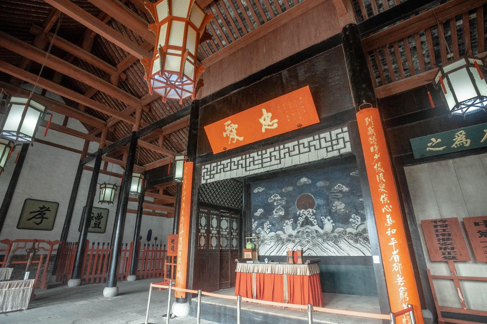 【美图Pick计划】江苏淮安低调的古建筑�群,历史悠久、古迹众多,被誉为全国之最