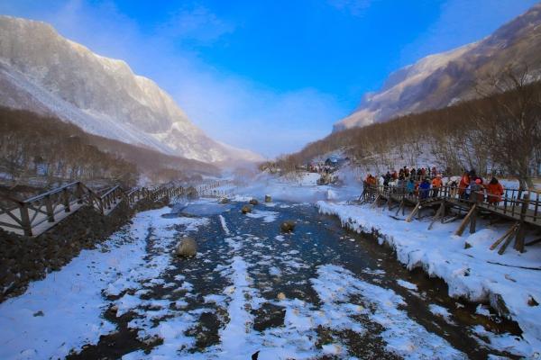 【美图Pick计划】冬游长白山,跟冰天雪地来一场约会!(附详细攻略)
