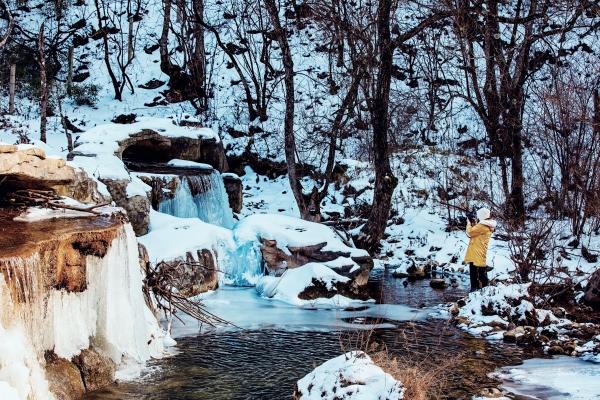 【美图Pick计划】在秦岭雪乡赏冬日仙境,打卡留坝不容错过的绝佳赏雪地