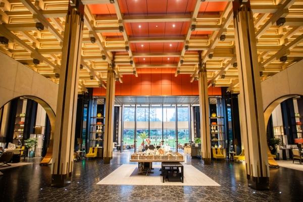 住进杭州泛海钓鱼台酒店,感受来自东方的高规格礼遇
