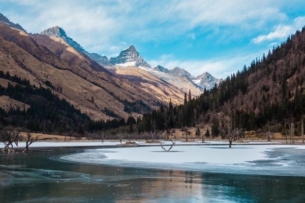 【美图Pick计划】浪漫冰雪季,跨年四姑娘山,走进东方的阿尔卑斯
