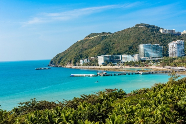 【美图Pick计划】海南的夏天从未离去,相约三亚过一个温暖假期