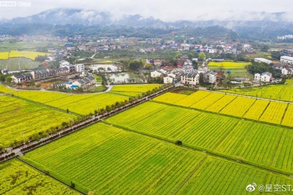 """这座藏在湘南的秘境小城,有""""天下第一福地""""之称,还有最美的乡村画境"""