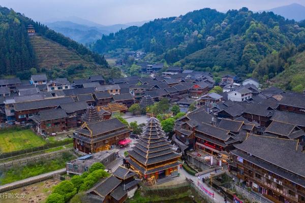 湖南怀化旅游,品侗族风情游古商城,感受红色足迹