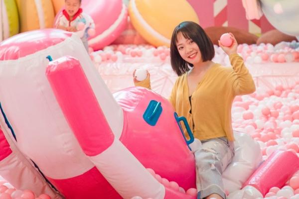 深圳这家探索乐园,小朋友和大朋友都喜欢,可以嗨玩一整天