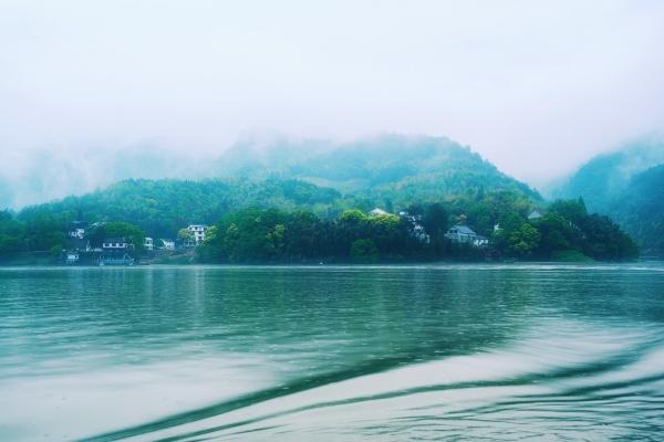浙江私藏的宝藏小城桐庐,到底是什么神仙地方?