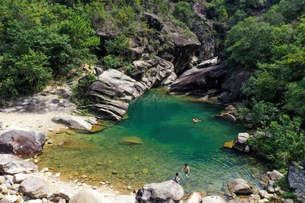 广东惠州不只有海,到惠东这个小镇见证神仙地方,私密小众又好玩