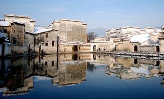 中国画里乡村—宏村,详细游玩攻略