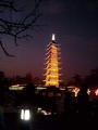 上海松江方塔国际彩灯会