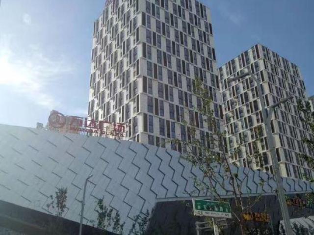 烏魯木齊高鐵旁萬達廣場青檸檬公寓