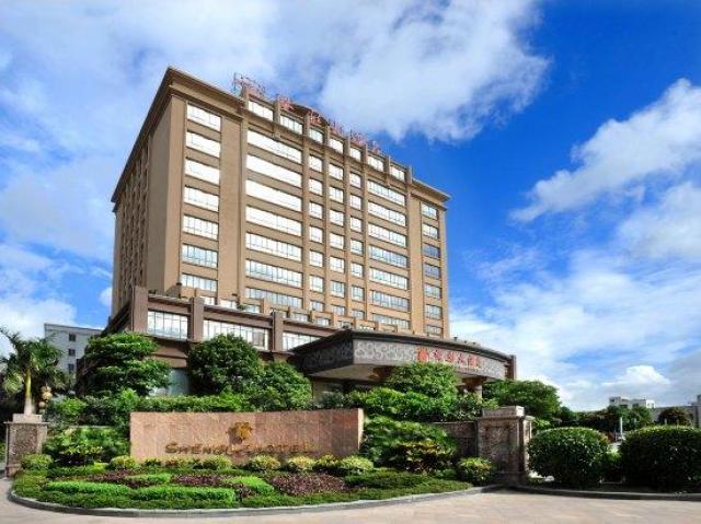 潮州声乐大酒店