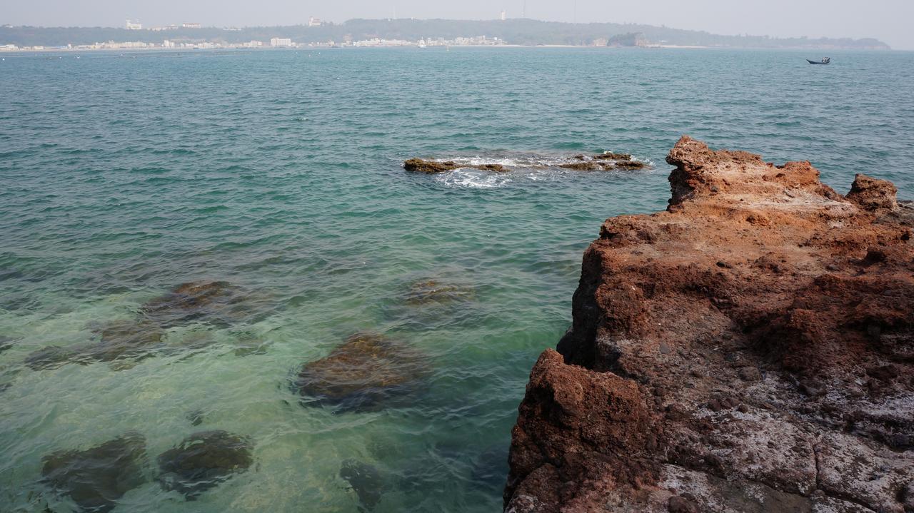 涠洲岛全景图